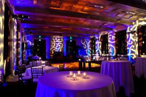 Color Lights & Gobos Transforms Any Venue