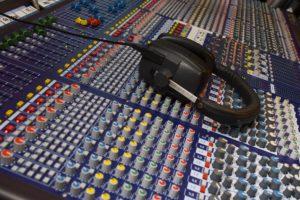 Audiovisual control panel